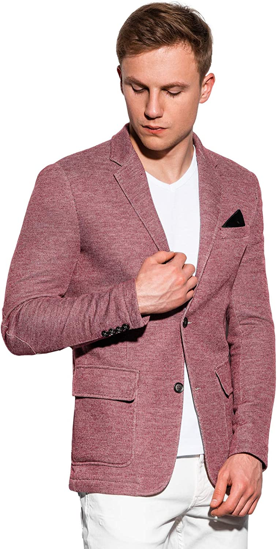 Chaqueta de manga larga para hombre de Ombre | chaqueta de ...