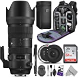 Sigma 70-200mm f/2.8 DG OS HSM Sports Lens for Canon EF w/Sigma USB Dock & Advanced Photo and Travel Bundle