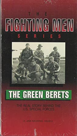 Amazon com: The Fighting Men Series: The Green Berets - The Real