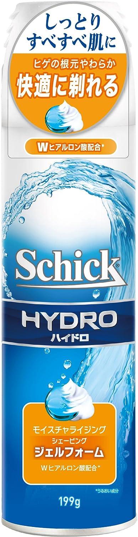 シック Schick ハイドロ シェービングジェルフォーム
