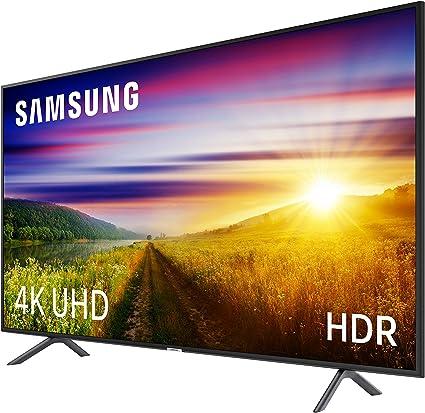 Samsung 43NU7125 - Smart TV 43 4K UHD (Pantalla Slim, Quad Core, One Remote, 3 HDMI, 2 USB), Color Negro (Carbon Black): Samsung: Amazon.es: Electrónica