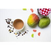 Tea Lab | Summer Hangover | Mango & Apple Fruit Tea (Iced Tea and Hot Tea)