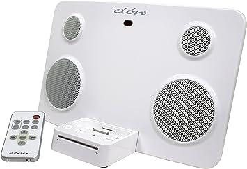 Et?n Eton Sound 50 - Altavoz portátil para Smartphone, blanco ...
