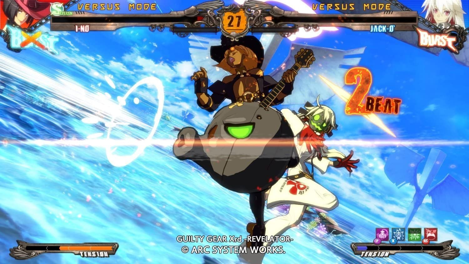 Amazon.com: Guilty Gear Xrd -REVELATOR- (PS3): Video Games