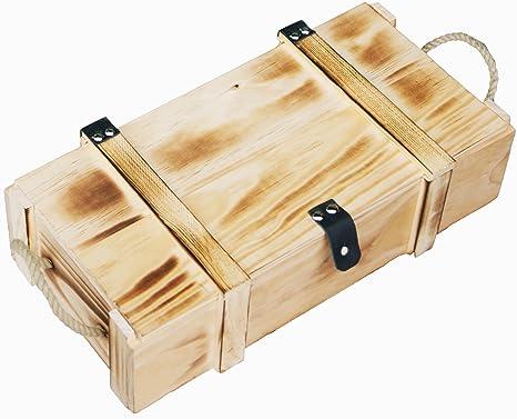 Kistenkolli Altes Land - Caja de Vino (Varias capacidades: para 1, 2,