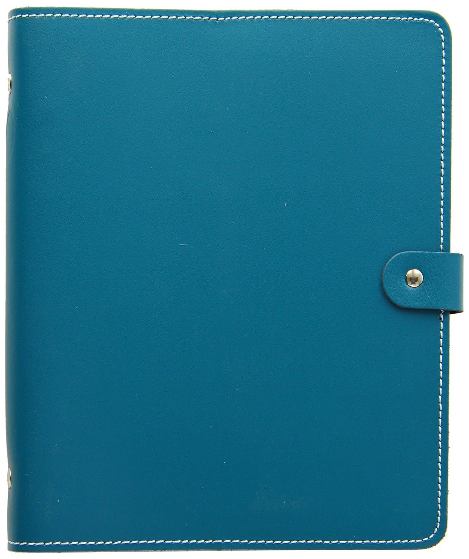 Personal Filofax 022383 The Original Organiser colore aqua scuro Dark Aqua