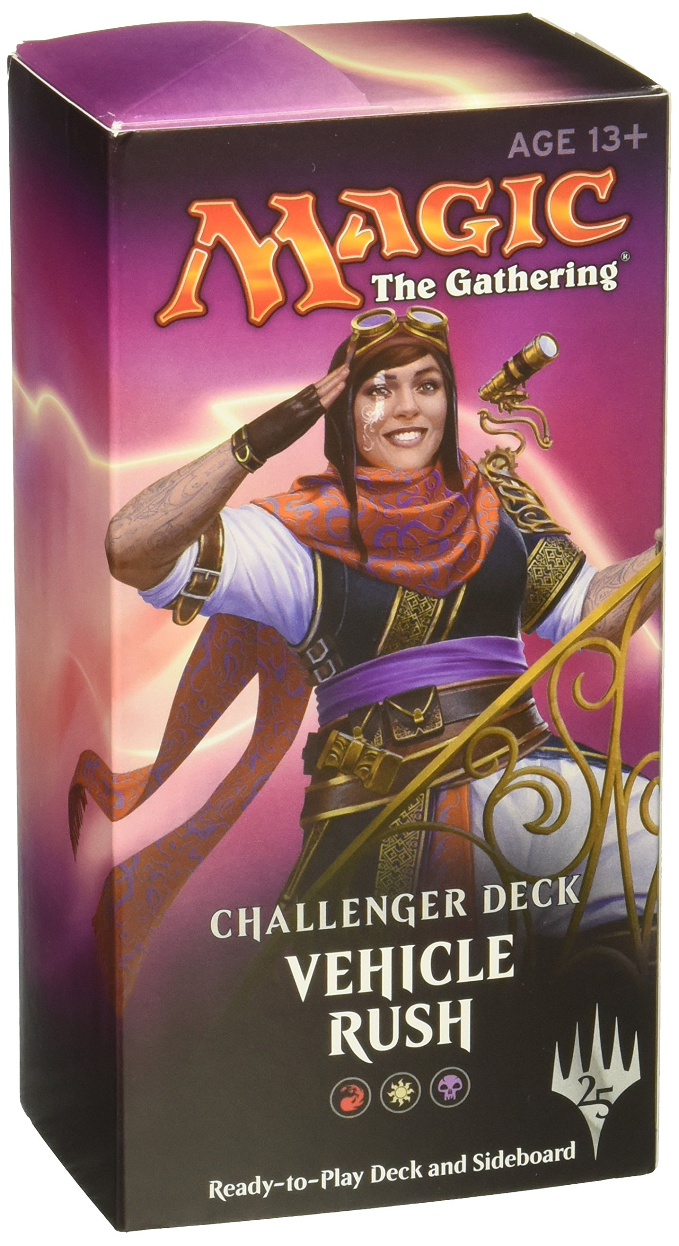 Vehicle Rush MTG Magic The Gathering Challenger Deck - 75 cards by Magic: the Gathering