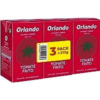 Orlando Tomate Frito Clásico - Pack de 3