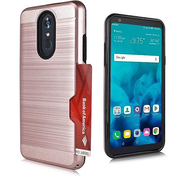 huge discount b4a28 654cf Amazon.com: for LG Stylo 4, LG Stylus 4, Q Stylo 4 (Q710) 2018 ...