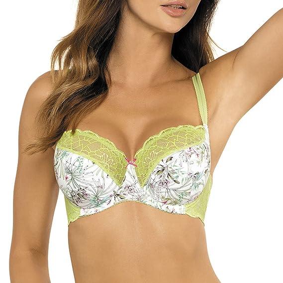 Gorteks Edith//B4 Bügel BH Triangel regulierbar große Brüste
