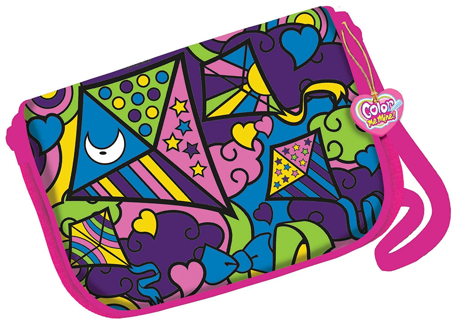 Simba 106371192 Color Me Mine Pink The Courier 34 x 27 cm