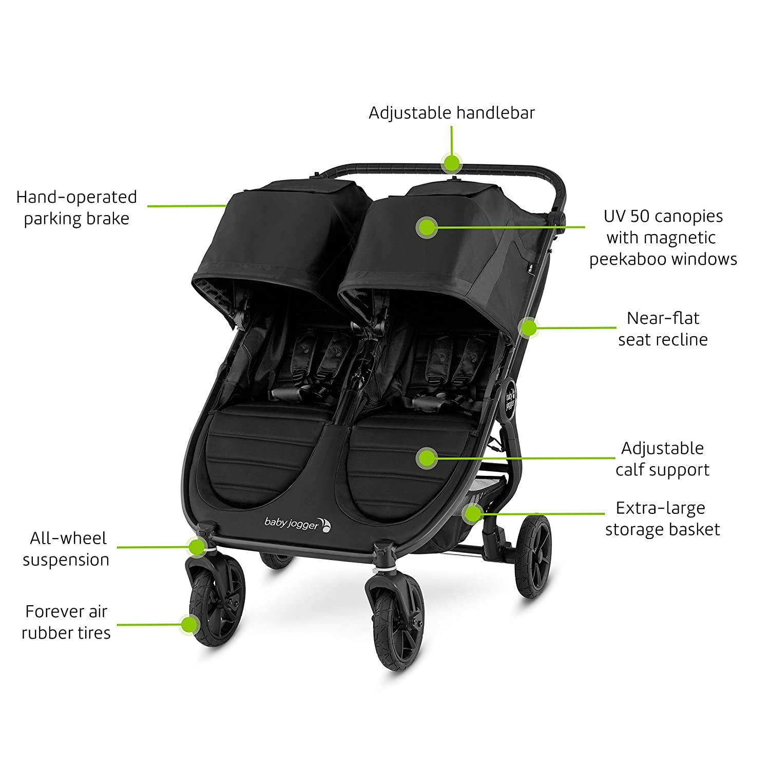 Overall Performance  Baby Jogger City Mini GT2 Stroller