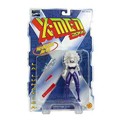 Marvel X-Men 2099 Action Figures: La Lunatica (Sub-Standard Packaging): Toys & Games