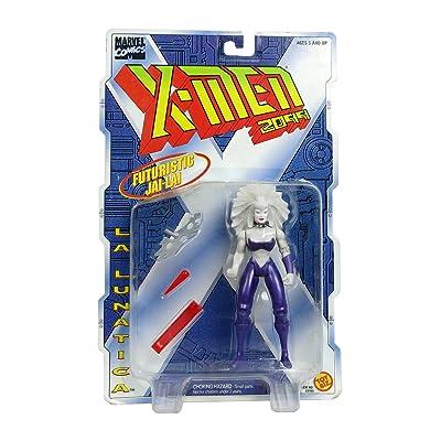 Marvel X-Men 2099 Action Figures: La Lunatica (Sub-Standard Packaging): Toys & Games