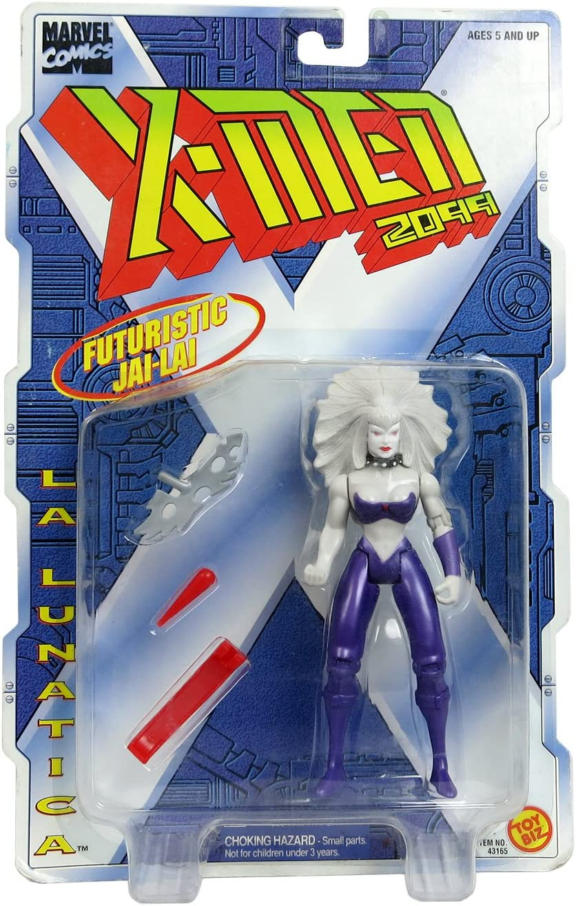 X-Men 2099 La Lunatica Action Figure Marvel Comics