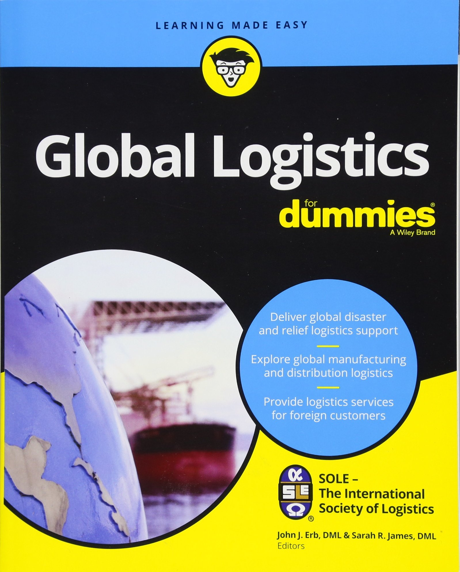 Global Logistics For Dummies For Dummies Business Personal