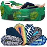 Chillbo Shwaggins Inflatable Couch – Cool Inflatable Chair. Upgrade Your Camping Accessories. Easy Setup is Perfect for…
