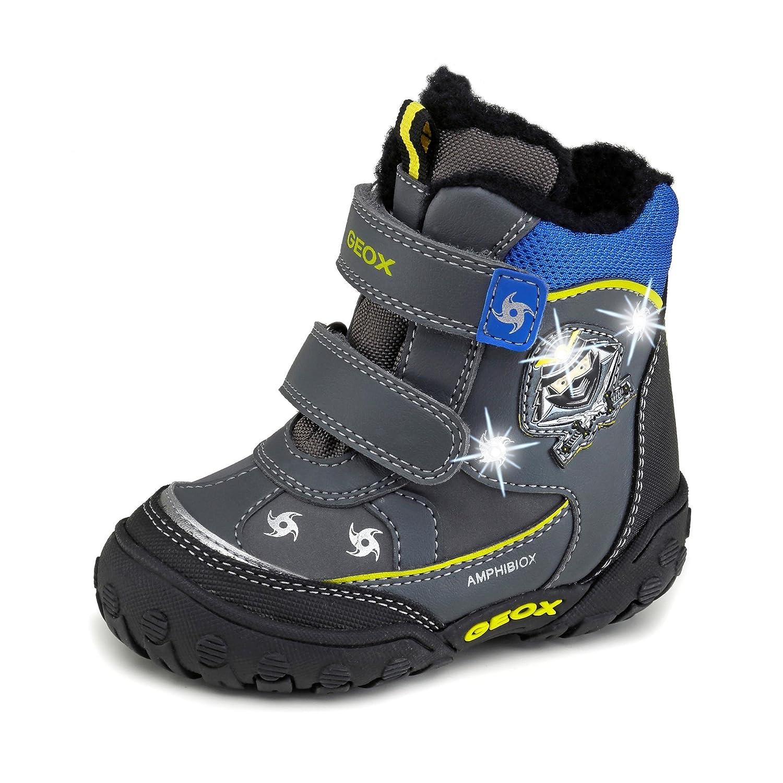 Geox Stiefel Jungen, Farbe Grau, Marke, Modell Stiefel Jungen B Gulp B Boy ABX Grau