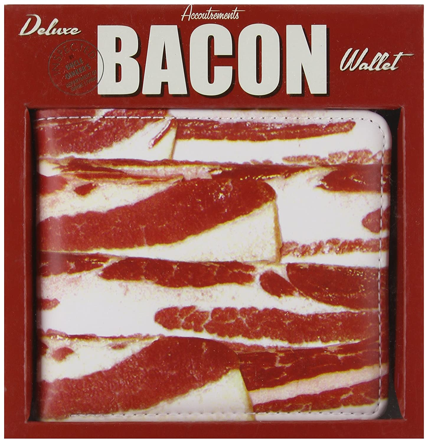 Amazon accoutrements bacon wallet toys games gamestrikefo Gallery