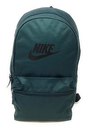 Nike Heritage Backpack Green Black