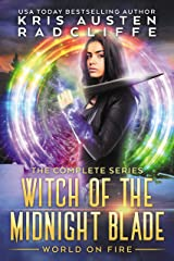 Witch of the Midnight Blade: The Complete Second Series (World on Fire Book 9) Kindle Edition