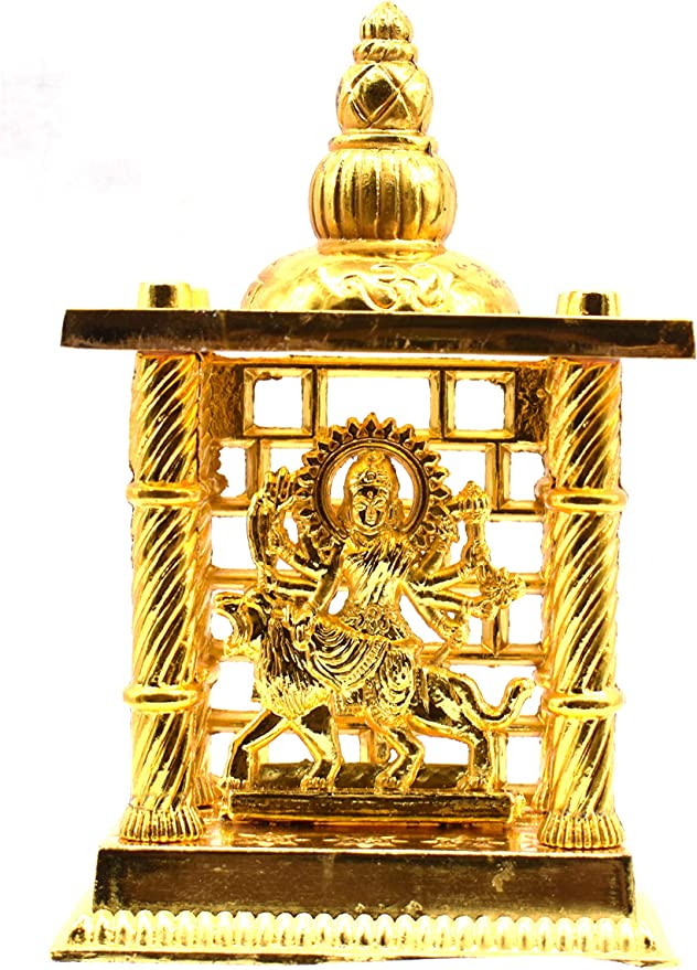 Amazon.com: Billion Deals Sri Durga Shakti Statue Temple ...