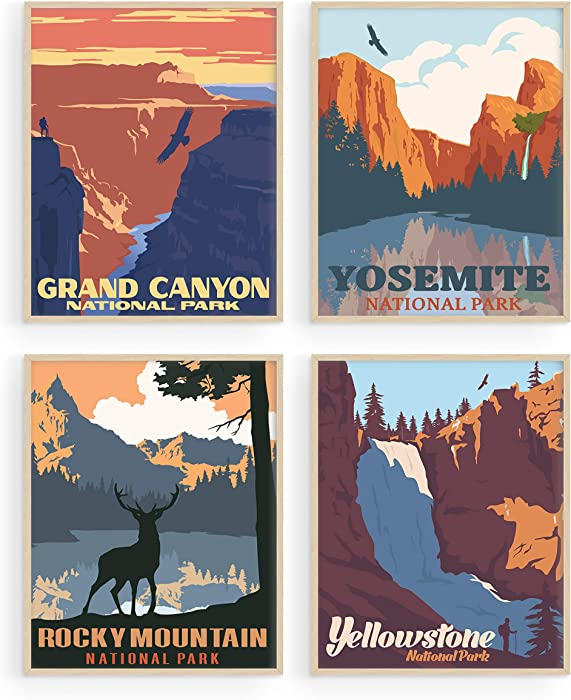Top 10 Giant Nature Posters