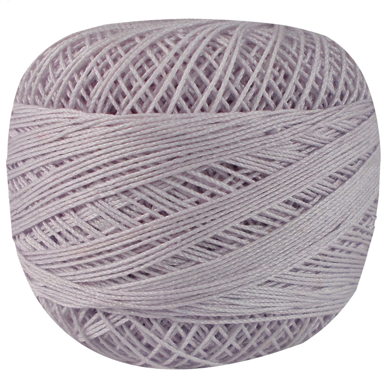 Amazon.com: Ramo de 10 pcs tonos de morado algodón Crochet ...