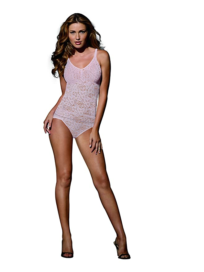 Bali Womens Shapewear Lace N Smooth Cami, Rosewood, Large: Amazon.es: Hogar