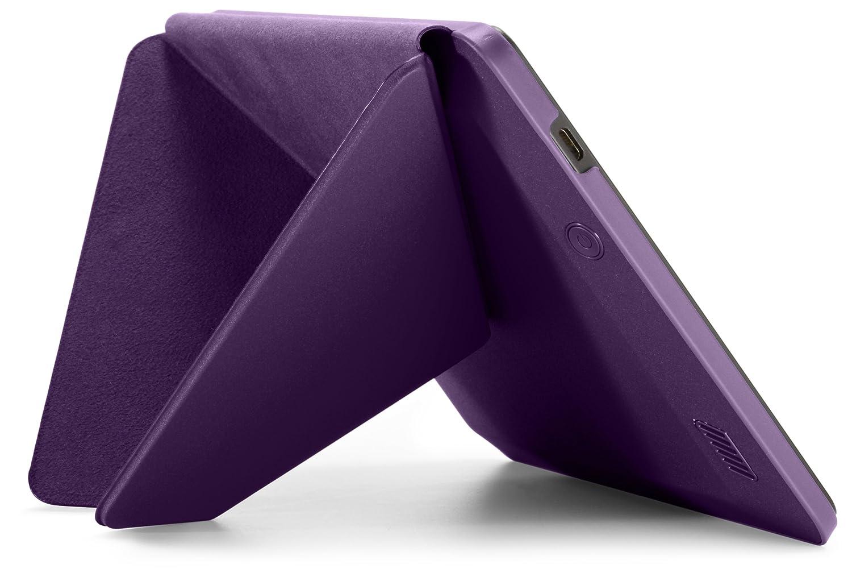 Amazon Amazon Kindle Fire Hd Standing Polyurethane Origami Case
