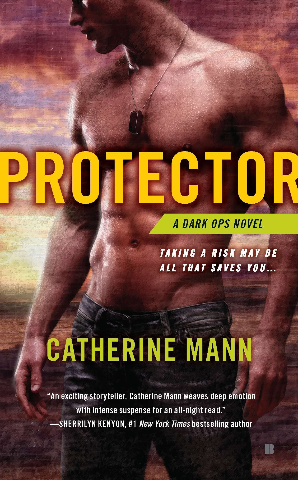 Read Online Protector (A Dark Ops Novel) PDF