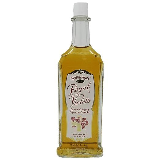 Amazon.com : Agustin Reyes Products Agua de violetas Original, Eau de Cologne : Baby Bathing Aromatherapy Products : Beauty