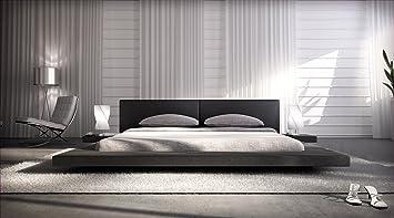 Jugendbett design  Innocent Designer Bett Pearl schwarz, 180 x 200 cm: Amazon.de: Küche ...