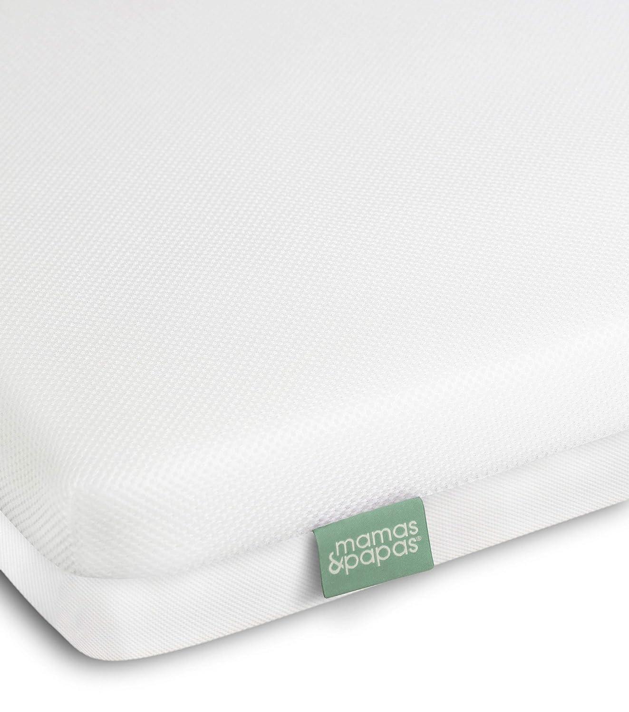 best service 6ae3e a9e31 Mamas & Papas Essentials Pocket Sprung Breathable Cotbed Mattress