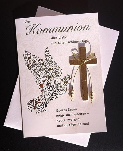 Depesche tarjeta de felicitación para comunión tarjeta ...