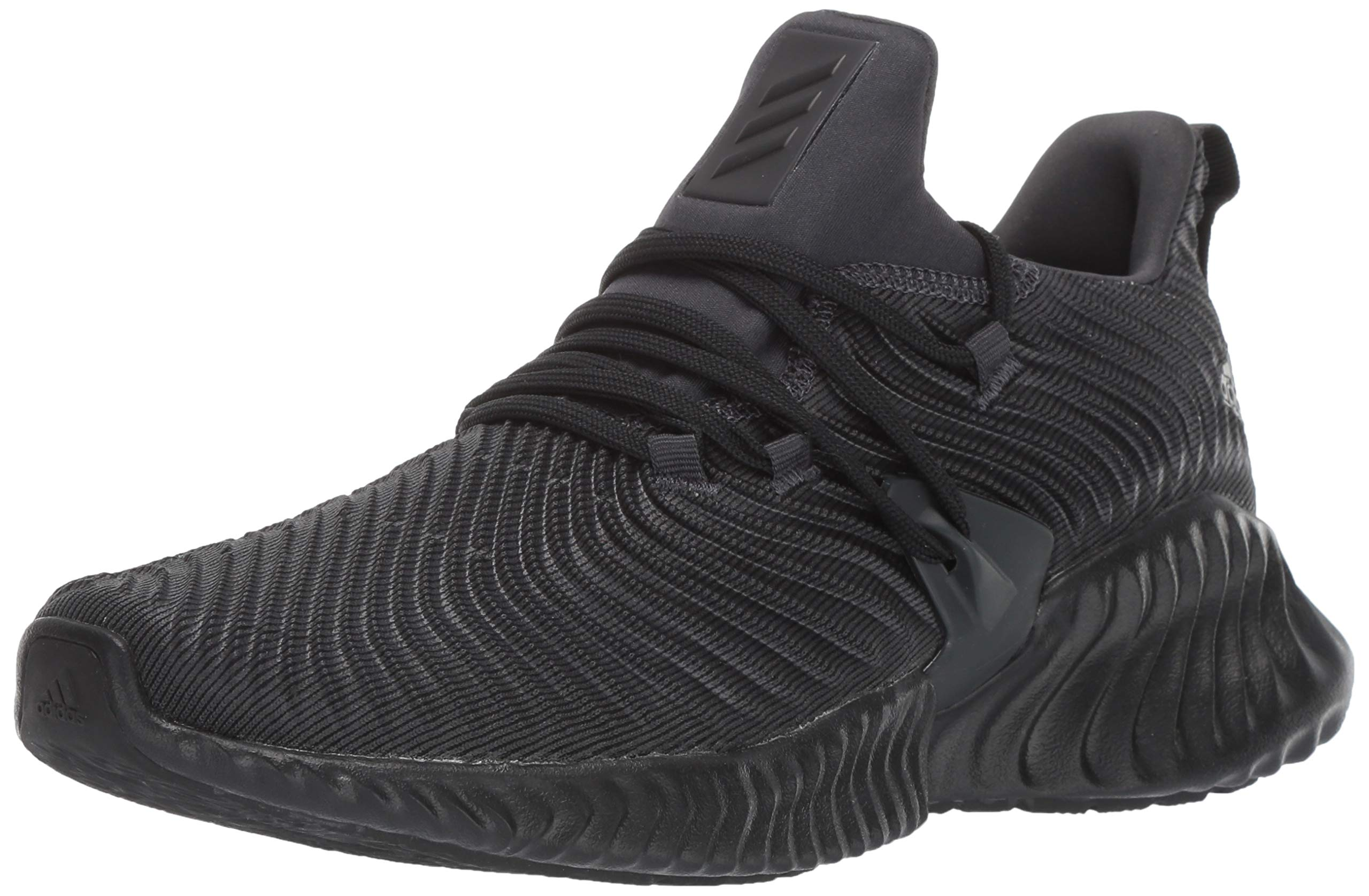 Adidas Kids Alphabounce Instinct, Carbon/Core Black/Carbon, 2 M US Little Kid by adidas (Image #1)