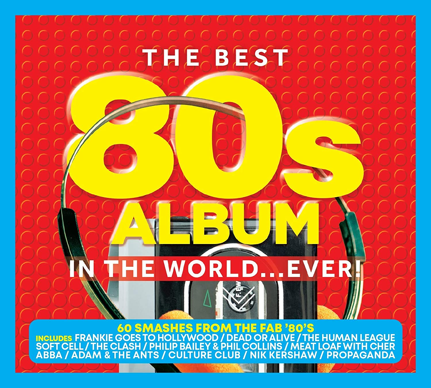 The Best 80's Album In The World... Ever!: Amazon.co.uk: Music