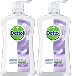 Dettol Anti Bacterial pH-Balanced Body Wash