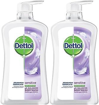 body wash for sensitive skin