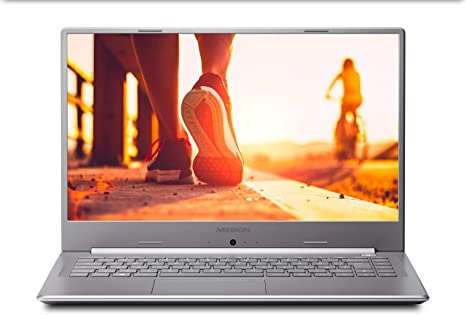 MEDION Ultrafino P6645 - MD61342 - Ordenador portátil de 15.6