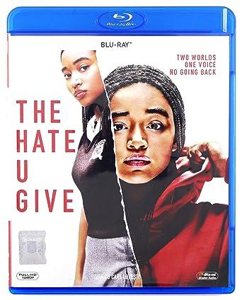 The Hate U Give Blu-Ray Region Free IMPORT No hay versión española ...