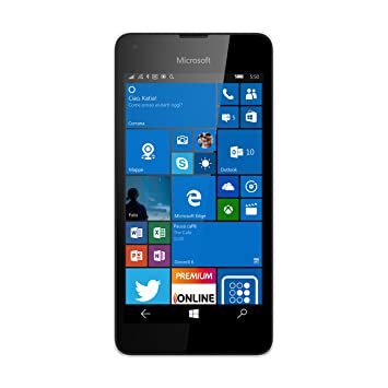 Microsoft Lumia 550 11,9 cm (4.7