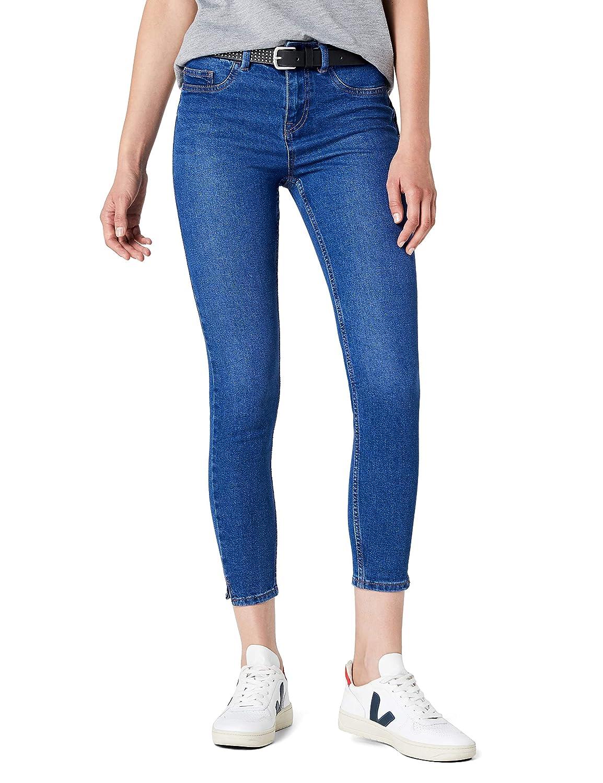 TALLA W26/L32 (Talla del fabricante: 8L32). New Look Ripped, Vaqueros Skinny para Mujer