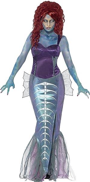 Smiffy's Women's Zombie Mermaid