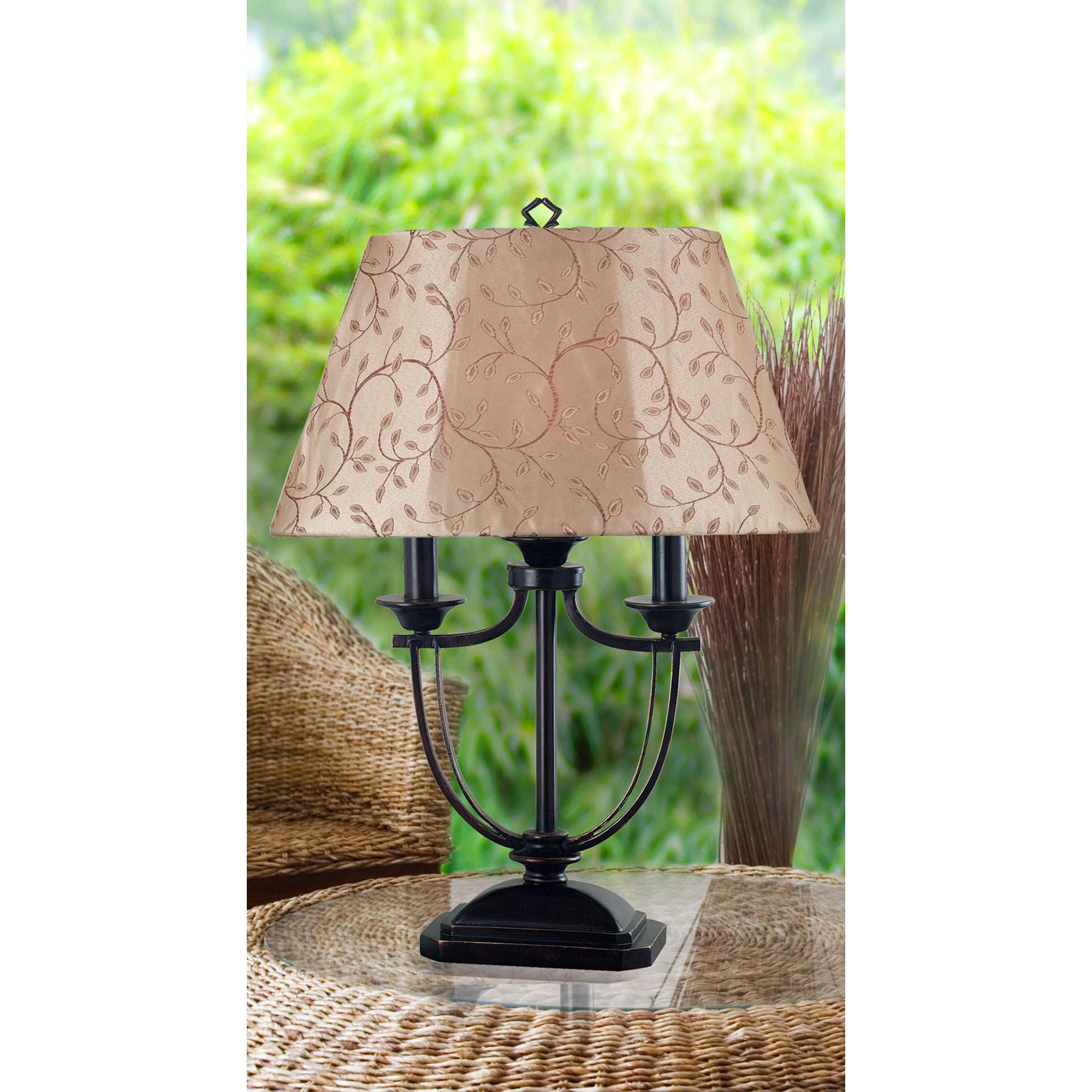Kenroy Home Belmont Outdoor Table Lamp by Kenroy Home