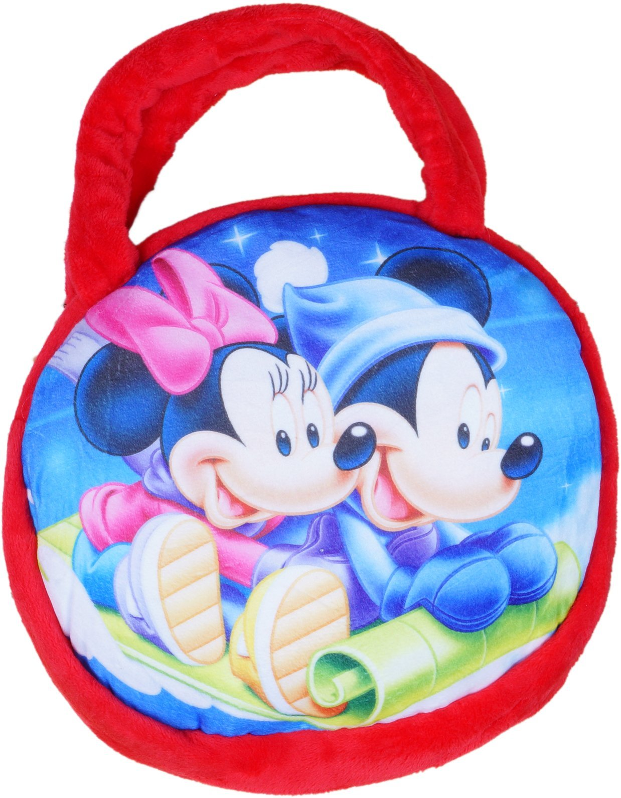 Soft Plush Handbag Purse for Kid Toddler