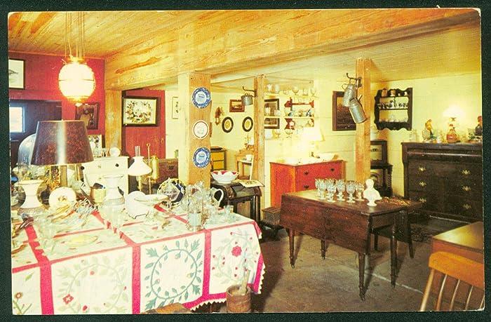 Amazon com: Newfane Inn Vermont Antique Shop in the Barn VT Vintage