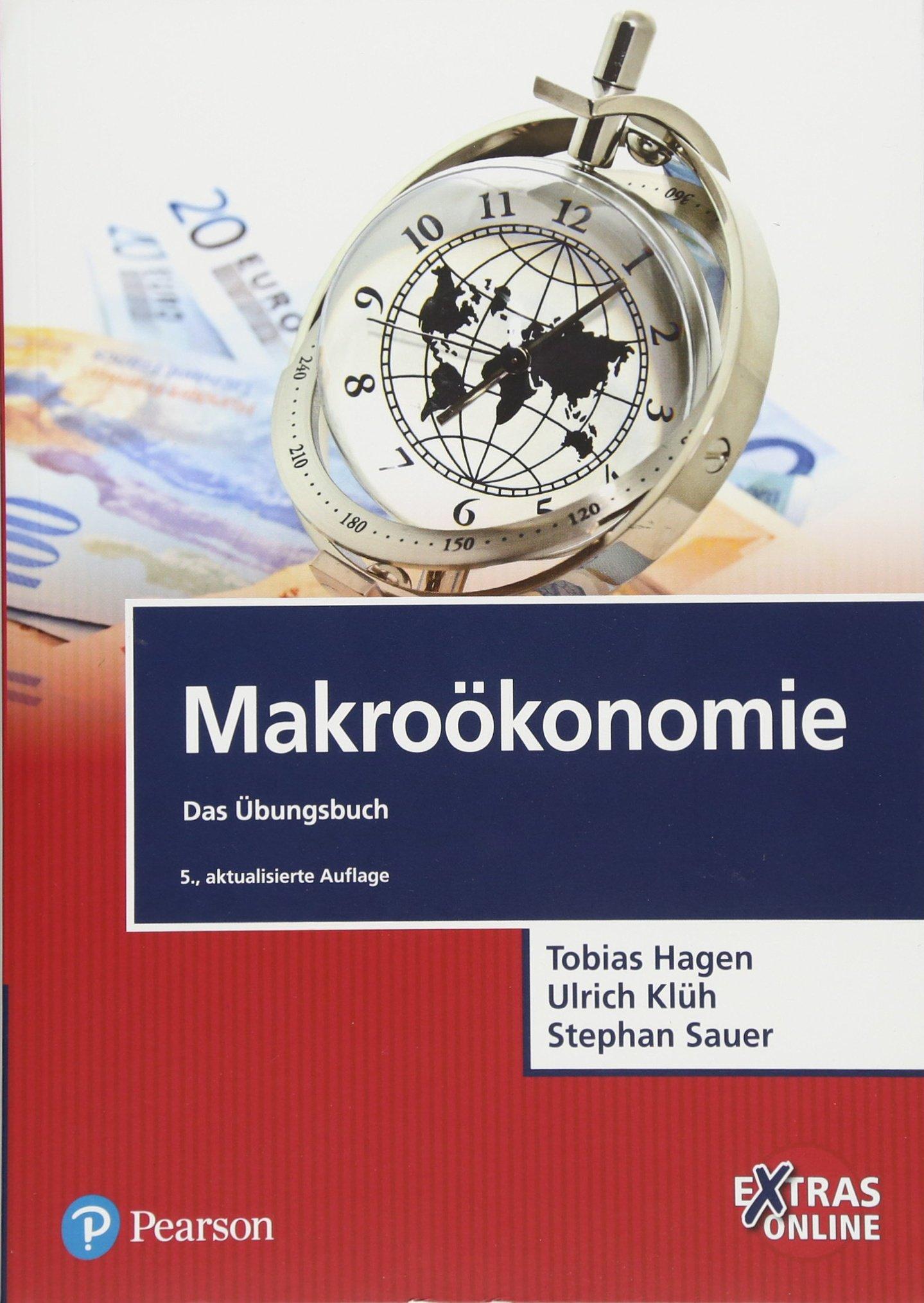 Makroökonomie Übungsbuch (Pearson Studium - Economic VWL) - Tobias ...