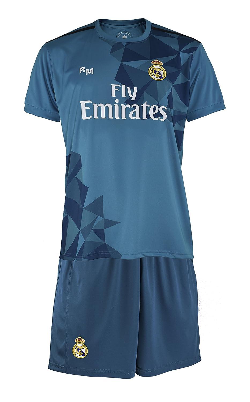 Real Madrid Ronaldo - Camiseta y pantalones de fútbol para niños