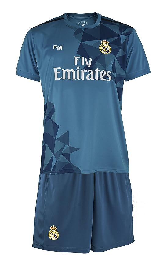 Real Madrid Ronaldo - Camiseta y pantalones de fútbol para niños: Amazon.es: Deportes y aire libre
